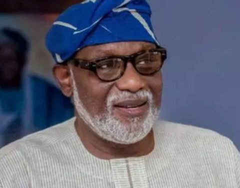 Governors didn't Hoard COVID-19 Palliatives - Akeredolu