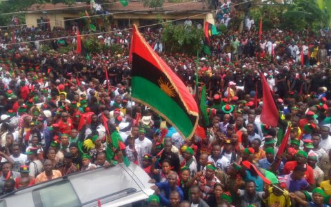 MASSOB Lampoons South-East Govs For Stand on Biafra