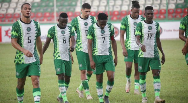 FIFA Rankings: Super Eagles Slip Three Places to 35