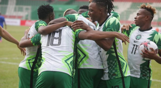 Eagles in a Humiliating 4-4 Draw With Sierra Leone