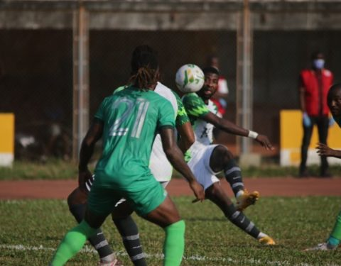 Super Eagles Play Out A Goalless Draw In Sierra Leone
