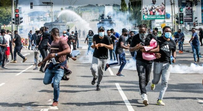 #ENDSARS: Lagos State Govt. Directs Release of 253 Persons Arrested Over Protests