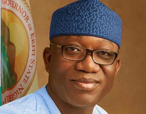 Fayemi begs ASUU to Shelve Strike for Student's Sake