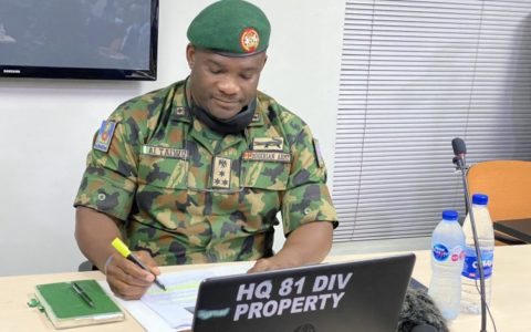 Lekki Shooting: Soldiers Took Live Bullets to Scene for Self-defence – General Taiwo