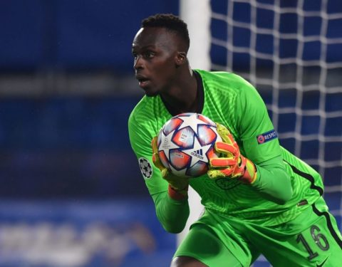 Edouard Mendy Inspires Chelsea to Champions League Knockout State Qualification