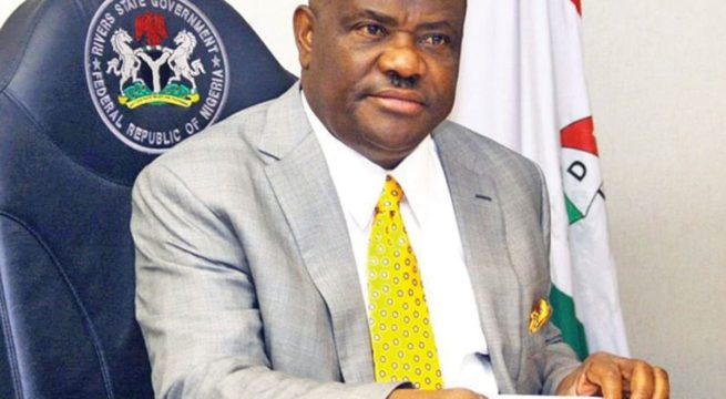Wike Reacts to Umahi's Defection, Says 2023 Ambition Behind Move