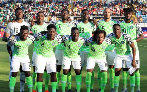 COVID-19: No fans for Eagles Vs Sierra Leone Clash - FG
