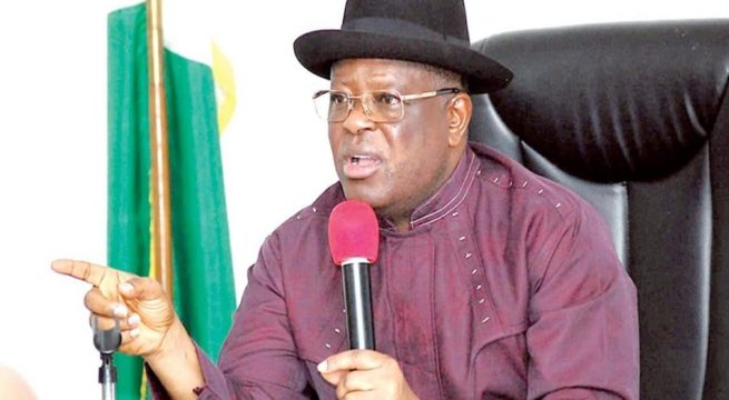 Umahi's Defection: Full Text of his State Broadcast