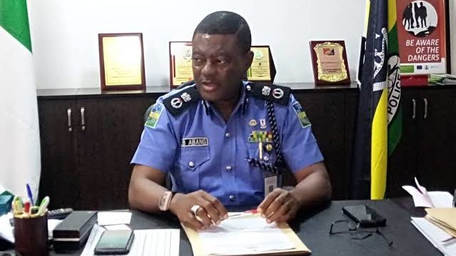 EndSARS: Anambra Police Commissioner Visits Vandalised Police Formations, Urges Officers to Remain Steadfast