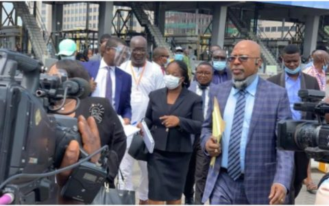 Judicial Panel Turns Down LCC's Request to Assume Control of Lekki Tollgate