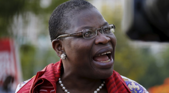 Kankara: Buhari shouldn't be congratulated - Ezekwesili