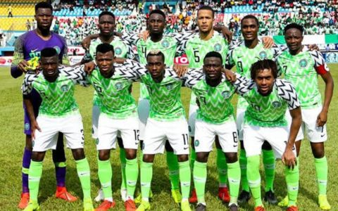 Super Eagles 2021 Fixtures Set To Return To Lagos