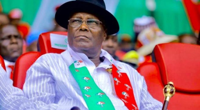Ban Flights From UK, Atiku Urges FG