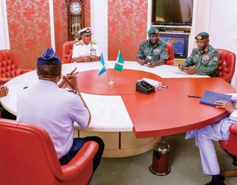 Insecurity: Why Buhari Hasn't Sacked Chiefs – Garba Shehu