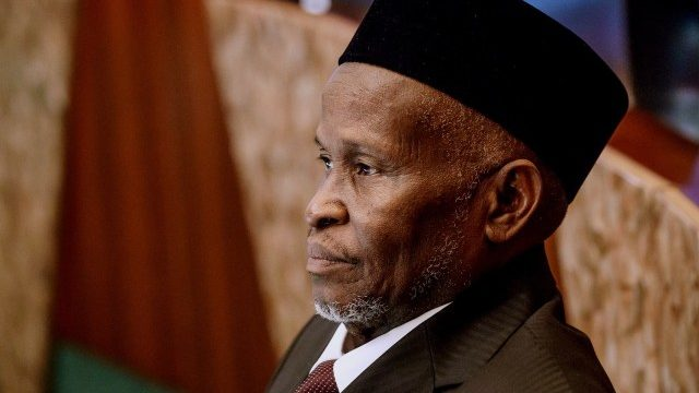 CJN Tests Positive for COVID-19