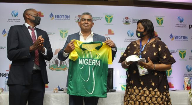 Nigeria Cricket Federation Unveils Foreign Coach