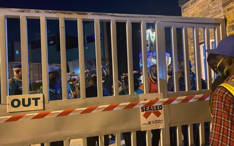 LASG Seals Cubana Night Club for Breaching COVID-19 Protocols