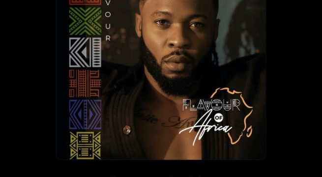 Flavour Releases Seventh Album, 'Flavour of Africa