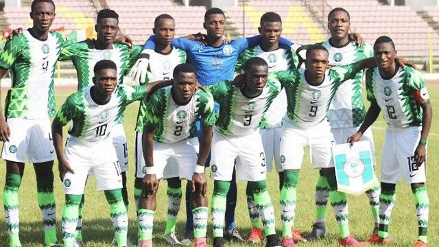 Flying Eagles Kicked Out of WAFU Cup
