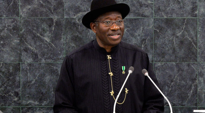 2023: Northern Group Warns Jonathan Against Vying for Presidency
