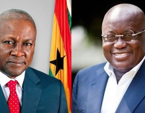 Ghana Election: Mahama Rejects Presidential Poll Results