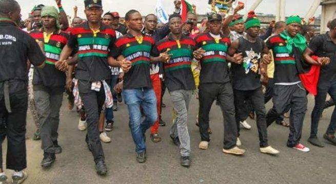 Our Security Outfit Not Targeted At Innocent Citizens- IPOB