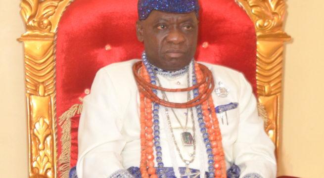 BREAKING: Olu of Warri Dies