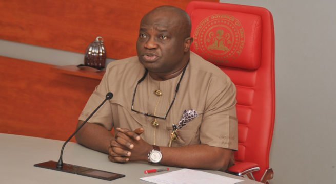 Ikpeazu Rubbishes Defection Rumour, Says 'I Rather be a Conductor in a Moving Vehicle'