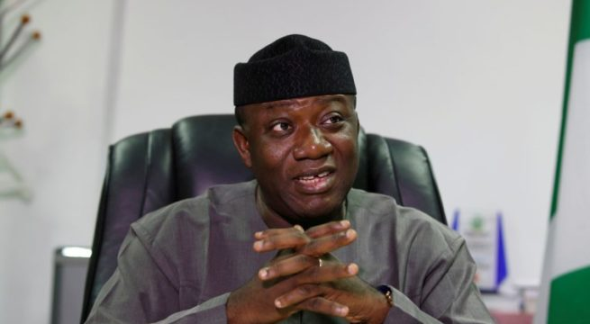Several Nigerians Don't Trust Police – Fayemi