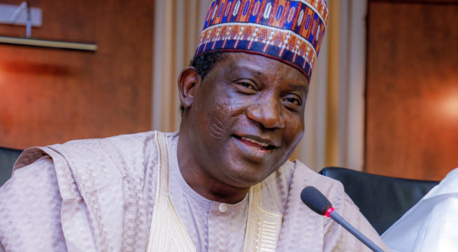 Gov Lalong recovers from COVID-19