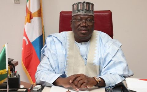 Lawan Commends Gov Ugwuanyi's Commitment to National Unity