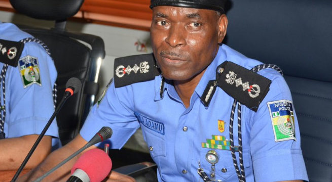 IGP Orders Strict Security Nationwide for the Yuletide