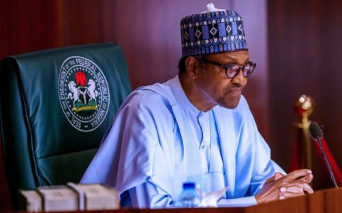 President Buhari Commends Anthony Joshua