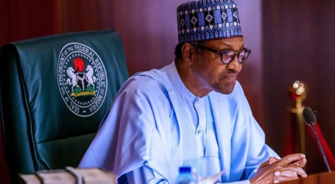 President Buhari Commends Anthony Joshua