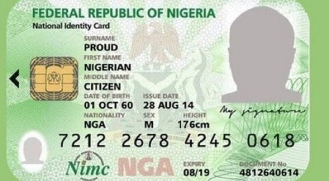 FG Launches Mobile App for NIN Applicants