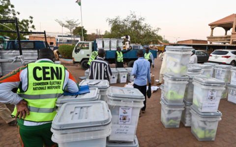 Niger Votes in Search of First Democratic transition