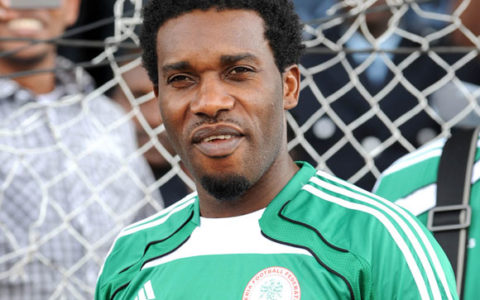 Super Eagles Need A Proper Number 10 – Okocha Suggests