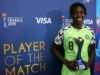 UEFA Nominates Oshoala for Player of the Year Award