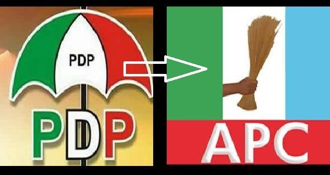 Two Reps Decamp to APC from PDP, APGA