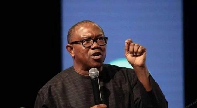 Gov Umahi's Exit from PDP Has No Value – Peter Obi