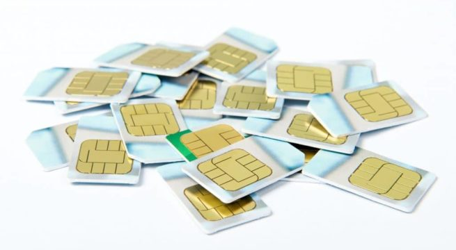 NCC Halts Sale, Registration of New SIM