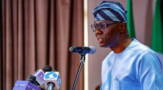 BREAKING: COVID-19 Second Wave: Sanwo-Olu Shuts Down Schools Until Further Notice