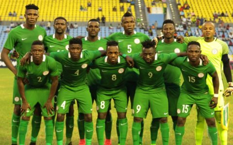 Home-based Super Eagles Camping To Precede Future Matches