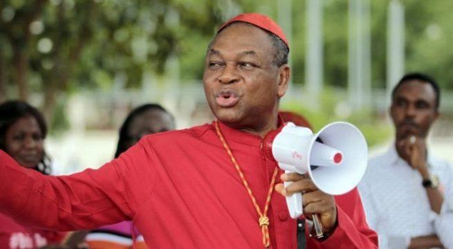 Nigerians No Longer Trust Buhari – Cardinal Onaiyekan