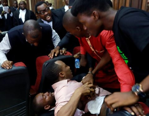 Sowore, Four others Arraigned in Abuja For Alleged Public Disturbance