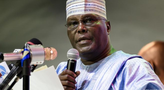 Nigeria Suffered From Lazy Leadership in 2020 – Atiku