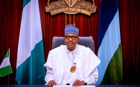 Full Text of President Buhari's New Year Address to Nigerians