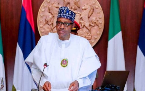 BREAKING: Buhari Bows to Pressure, Sacks Service Chiefs, Appoints New Hands