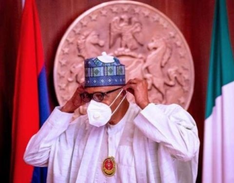 Buhari Criminalizes Nonuse of Face Masks Among Other Regulations
