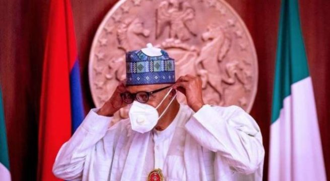 Buhari Criminalizes Nonuse of Face Masks Among Other Regulations